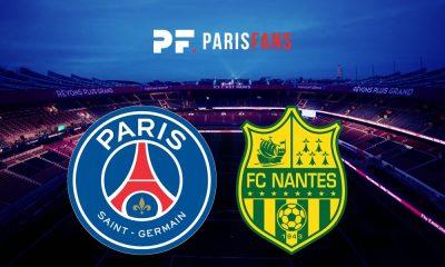 PSG/Nantes - Le groupe nantais : deux absences au milieu de terrain