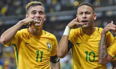 Philippe Coutinho souligne qu'il veut jouer avec Neymar en club