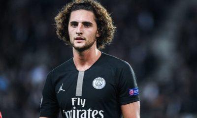 Le PSG a donné sa sanction à Rabiot, qui doit reprendre l'entraînement la semaine prochain selon RMC Sport