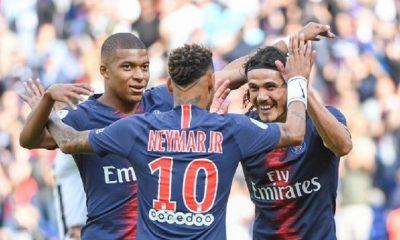 RennesPSG - Neymar, Cavani et Mbappé certainement titulaires, Di Maria peut-être aussi indique Le Parisien