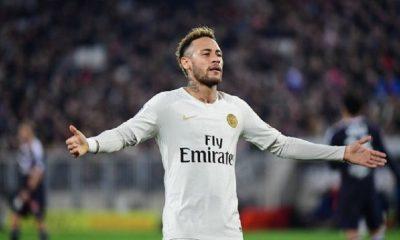 Rennes/PSG - Neymar reconnait sa faute après le coup donné au supporter