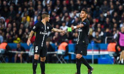 RennesPSG - Verratti et Thiago Silva, optimisme pour leur participation selon RMC Sport