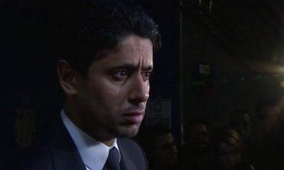 Tension entre Nasser Al-Khelaïfi et Luis Campos au cours de Lille/PSG