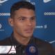 """Thiago Silva """"Le coach nous a rappelé qu'on devait continuer à gagner...Le PSG représente beaucoup pour moi"""""""