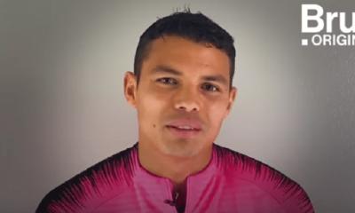 """Thiago Silva """"mon choix c'est de rester ici, jusqu'à la fin de ma carrière si c'est possible"""""""