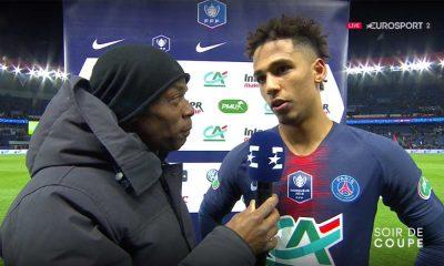 """PSG/Nantes - Kehrer """"On devait faire le travail, défendre et jouer calmement"""""""