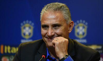 """Tite: """"Neymar,Il est déjà revenu. On va croiser les doigts pour que ça évolue bien"""""""