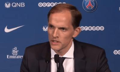 """Nantes/PSG - Tuchel """"Mbappé ? Il y a des raisons, c'est une décision de moi et du joueur."""""""