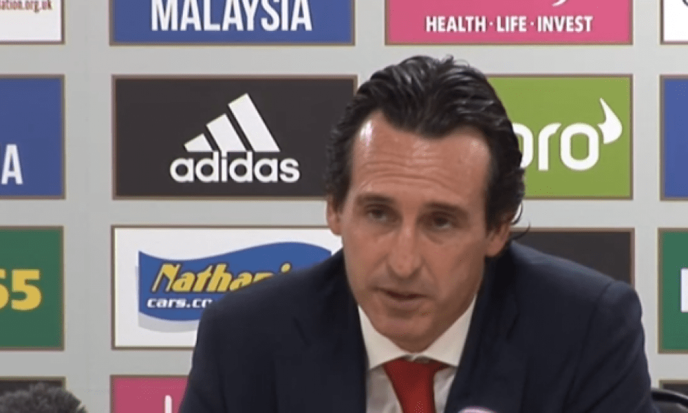 "Emery ""À Paris, j'essayais de parler français mais on se moquait de moi...À Londres on apprécie mes efforts"""