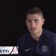 Verratti évoque le fait de marquer avec le PSG et le souvenir qu'il aura de son passage