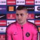 PSG/Strasbourg - Verratti en conf : les tirs, la Ligue des Champions, prolongation de contrat, arbitre et critiques sur sa vie
