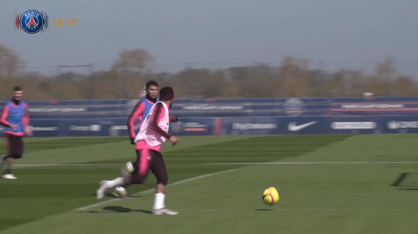 Les images du PSG ce jeudi : entraînement, retour de Neymar et l'équipe de vainqueurs