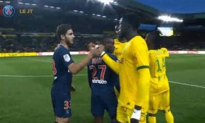 Les images du PSG ce jeudi : célébrations de buts, blague et JT