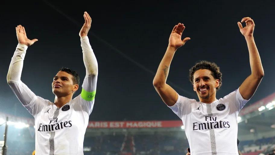 Alonzo: «Marquinhos et Thiago Silva est une paire fantastique& Silva peut être un liant parfait»