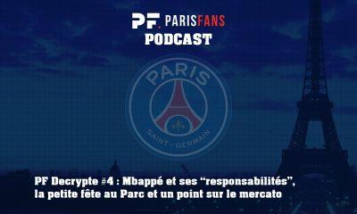 """Podcast du jeudi 23 mai: Mbappé et ses """"responsabilités"""", la petite fête au Parc et un point sur le mercato"""