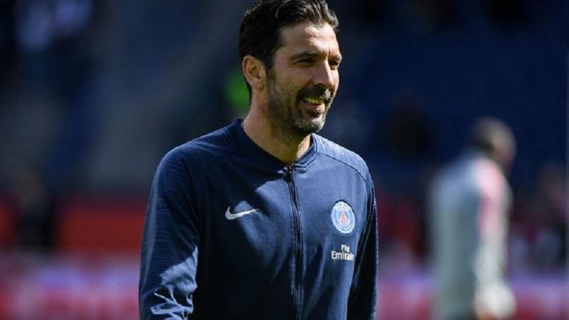"""Buffon """"Le PSG m'a proposé une prolongation et j'en suis vraiment heureux"""""""