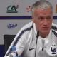 """Deschamps en conf """"Mbappé ? Il n'y a plus rien qui me surprend...un joueur très important pour l'Equipe de France"""""""