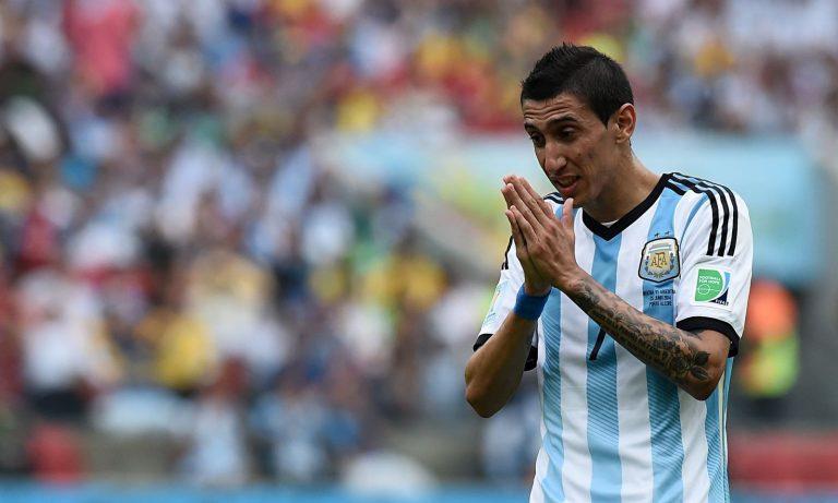 Di Maria et Paredes dans la pré-liste de l'Argentine pour la Copa America