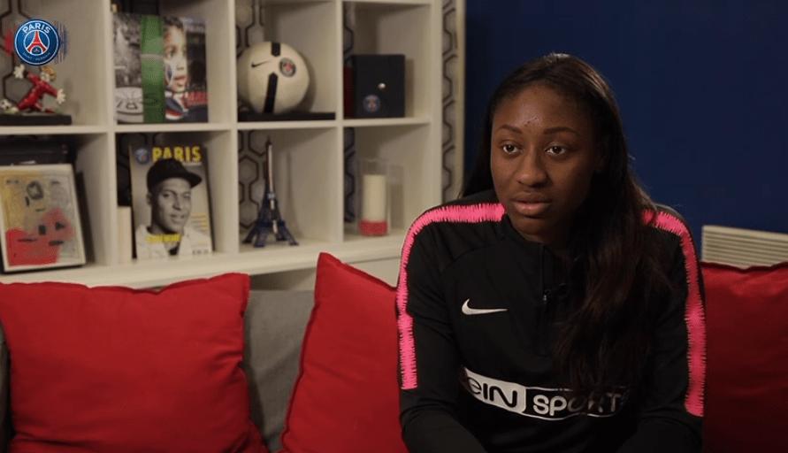Féminines - Le PSG termine avec la meilleure buteuse et la meilleure passeuse de D1, Katoto et Diani