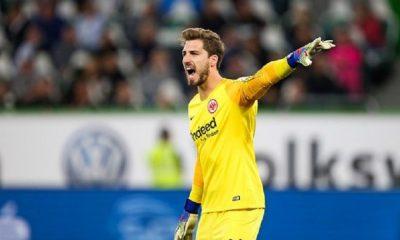 Durant, recruteur de l'Eintracht Francfort, assure que Trapp veut rester au sein du club allemand
