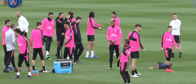 Angers/PSG - Areola et Kimpembe absents de l'entraînement ce vendredi