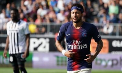 France Football demande une réduction de la suspension de Neymar