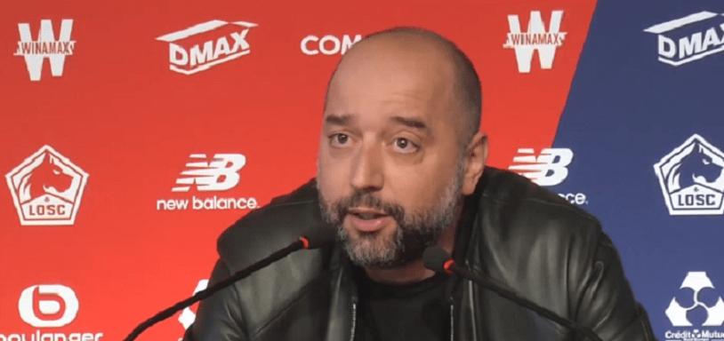 Gérard Lopez «Pépé va partir dans un grand club&Je serais très heureux de le voir continuer en Ligue 1»
