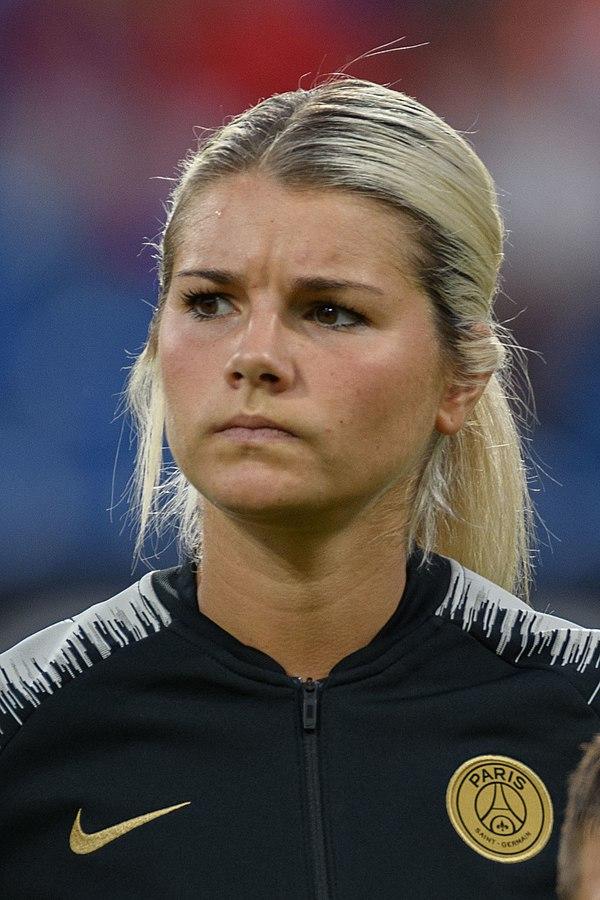 Andrine Hegerberg va quitter le PSG cet été, annonce RMC Sport
