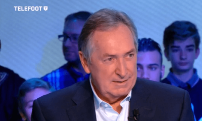 """Houllier: """"Le PSG a été très malheureux avec cette histoire de main, ils avaient l'équipe pour aller au bout en LDC"""""""