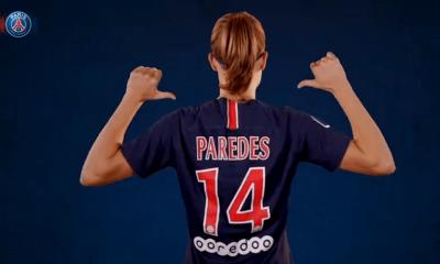 Irene Paredes convoquée avec l'Espagne pour la Coupe du Monde