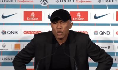 """PSG/Dijon - Kombouaré """"on n'a pas défendu vraiment nos chances. Le match a été vite plié."""""""