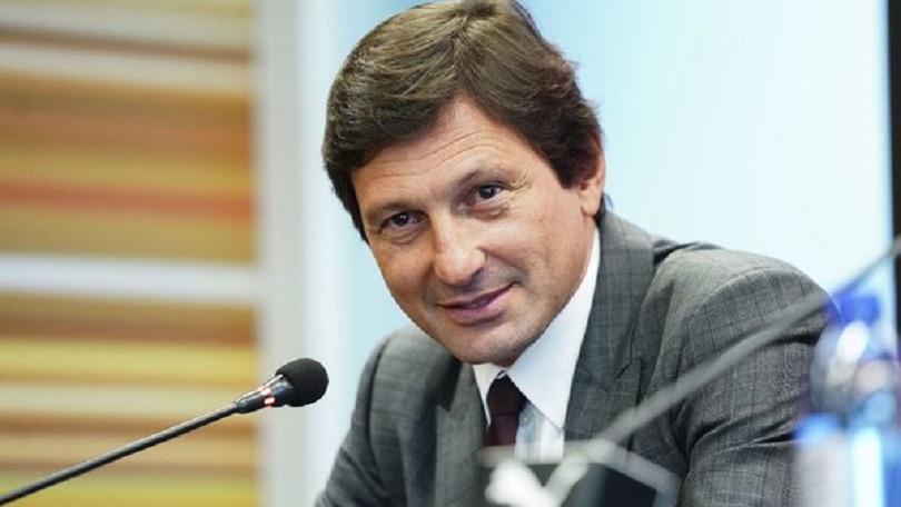 La démission de Leonardo de l'AC Milan sera annoncée ce mardi, affirme Sky Sport