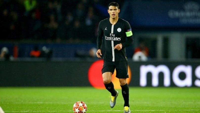 La saison de Thiago Silva est terminée, il va subir une arthroscopie assure L'Equipe