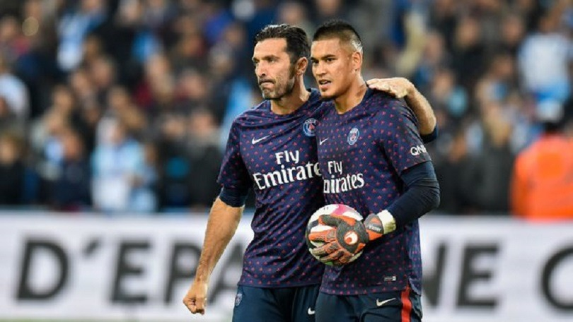 Le Parisien aussi fait le point sur le dossier des gardiens au PSG