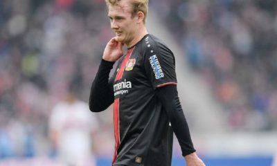 Mercato - Brandt, évoqué dans le viseur du PSG, annonce qu'il veut rester à Leverkusen