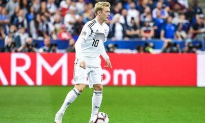Mercato - Julian Brandt, le PSG est parmi les clubs intéressés selon Bild