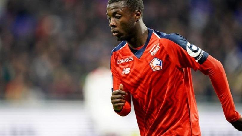 Mercato - Le PSG et le LOSC discutent toujours pour Pépé, Lille veut 80 millions d'euros selon Yahoo Sport