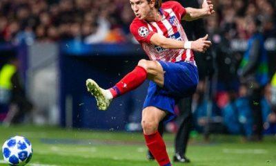 Mercato - Le PSG parmi les prétendants de Filipe Luis, en fin de contrat à l'Atlético, selon Goal