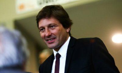 Mercato - Leonardo sur le départ de l'AC Milan, le PSG comme possible destination