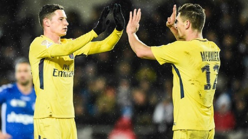 Mercato - Meunier et Draxler sur le départ selon France Football