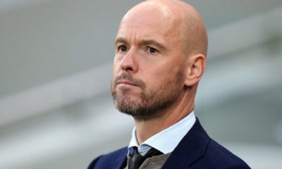 Mercato - Mino Raiola tente de placer l'entraîneur Erik Ten Hag au PSG, selon Canal+