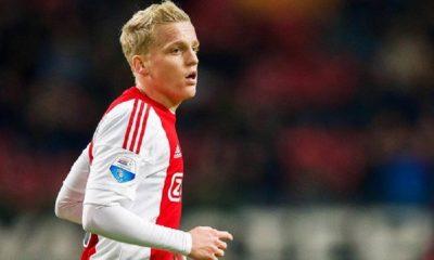 Mercato - Présentation de Van de Beek, grand talent et travailleurs de l'Ajax dans le viseur du PSG