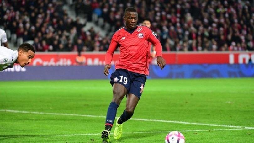 Mercato - Le PSG prêt à mettre 2 joueurs dans la recrutement de Pépé, selon Canal+