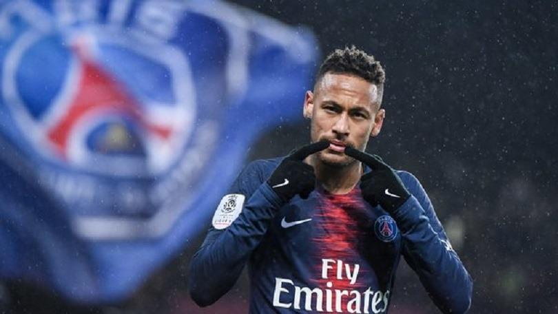 Rai Neymar, je suis sûr qu'il a fait le bon choix...J'espère qu'il va rester