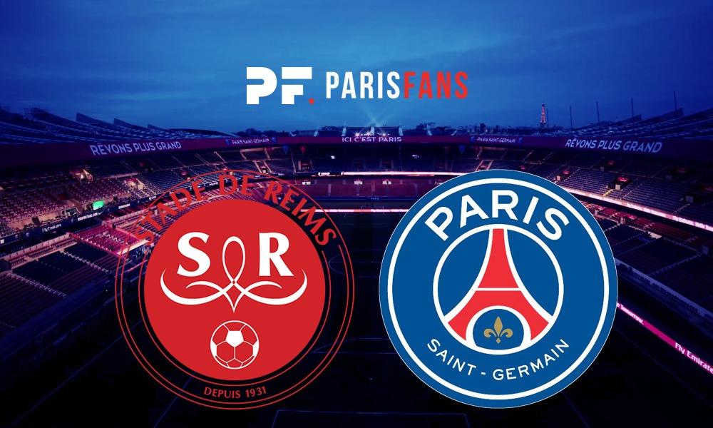 Reims/PSG - Les équipes officielles : Paredes et Kurzawa titulaires, Areola n'et pas sur le banc
