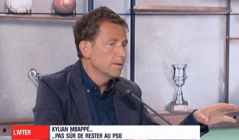 """Riolo """"Si le PSG retient Mbappé après ses propos, il se fout le doigt dans l'œil."""""""