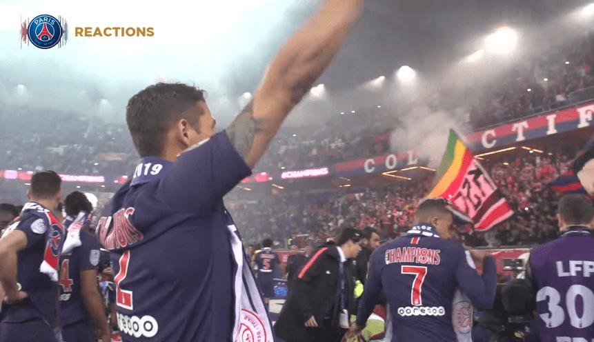 """Thiago Silva """"Gagner avec ce maillot est toujours quelque chose de spécial pour moi"""""""