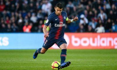 Thiago Silva opération au genou, fin de saison et forfait pour la Copa America