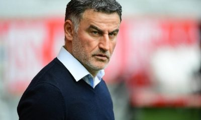 Trophées UNFP - Les Français votent pour Galtier comme meilleur entraîneur de Ligue 1