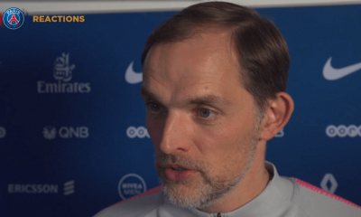 """Tuchel """"Il ne suffit pas d'entrer sur le terrain avec le maillot du Paris Saint-Germain pour gagner"""""""